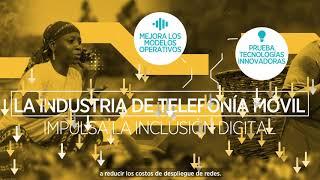 Presentación del programa Connected Society de la GSMA