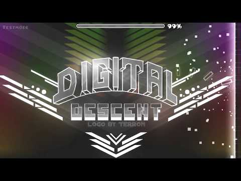 My Part in Digital Descent - Geometry Dash Rustam