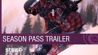 Steep Trailer – Season Pass DLC Details [US]