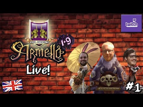 Pixel Paragons: Armello 1.9 'From Below' #1 What a Rotter!