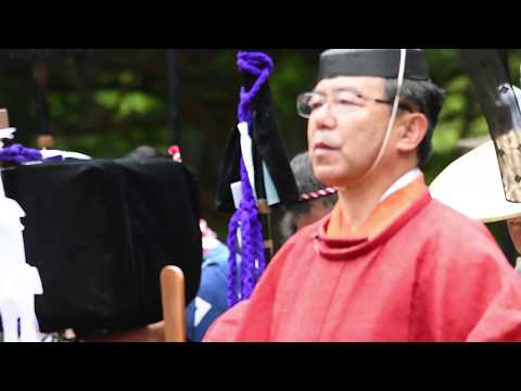 """The Video of Annual Festivals in Hamamasu"""