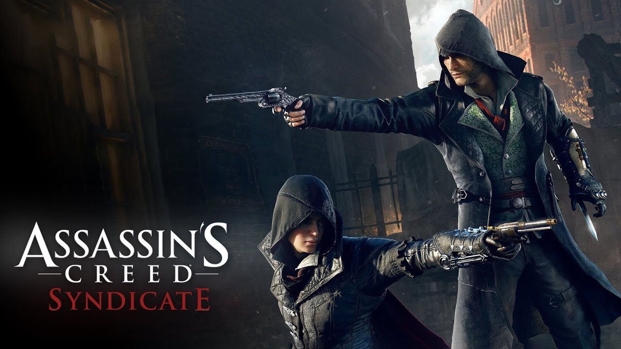 Assassin's Creed Syndicate (The Movie) - YouTube