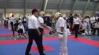 Asil Masoud v Selim Kocaoglu Dutch Open 2013