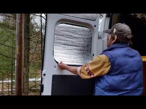 Dodge Promaster Van >> Ram Promaster Art Show/Camper Van Conversion Part 3 /Using ...
