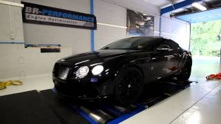 Soon at BR-Performance ... Reprogrammation moteur Bentley Continental GT 6.0 W12