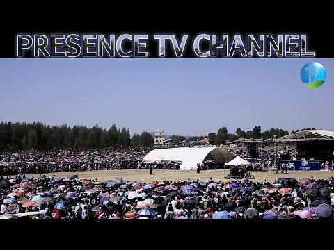 PRESENCE TV CHANNEL (INSTANAT HEALING PART 5)WITH PROPHET SURAPHEL DEMISSIE