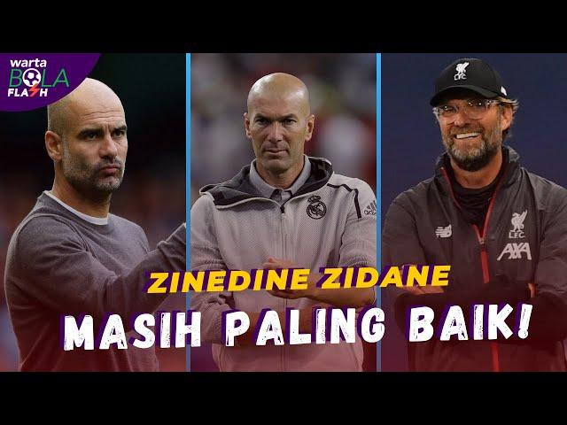 Zidane Mampu Kalahkan Pep & Klopp Sebagai Pelatih Terbaik 🔥 MU Terus Melesat Maju di Liga Eropa 👍🏻