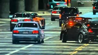 Repeat youtube video Grits - My Life Be Like/Ohh Ahh (Remix ft. 2Pac & Xzibit - Tokyo Drift video version)