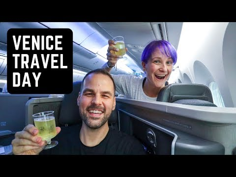 Phoenix To Venice, Italy | 002 | Travel Day