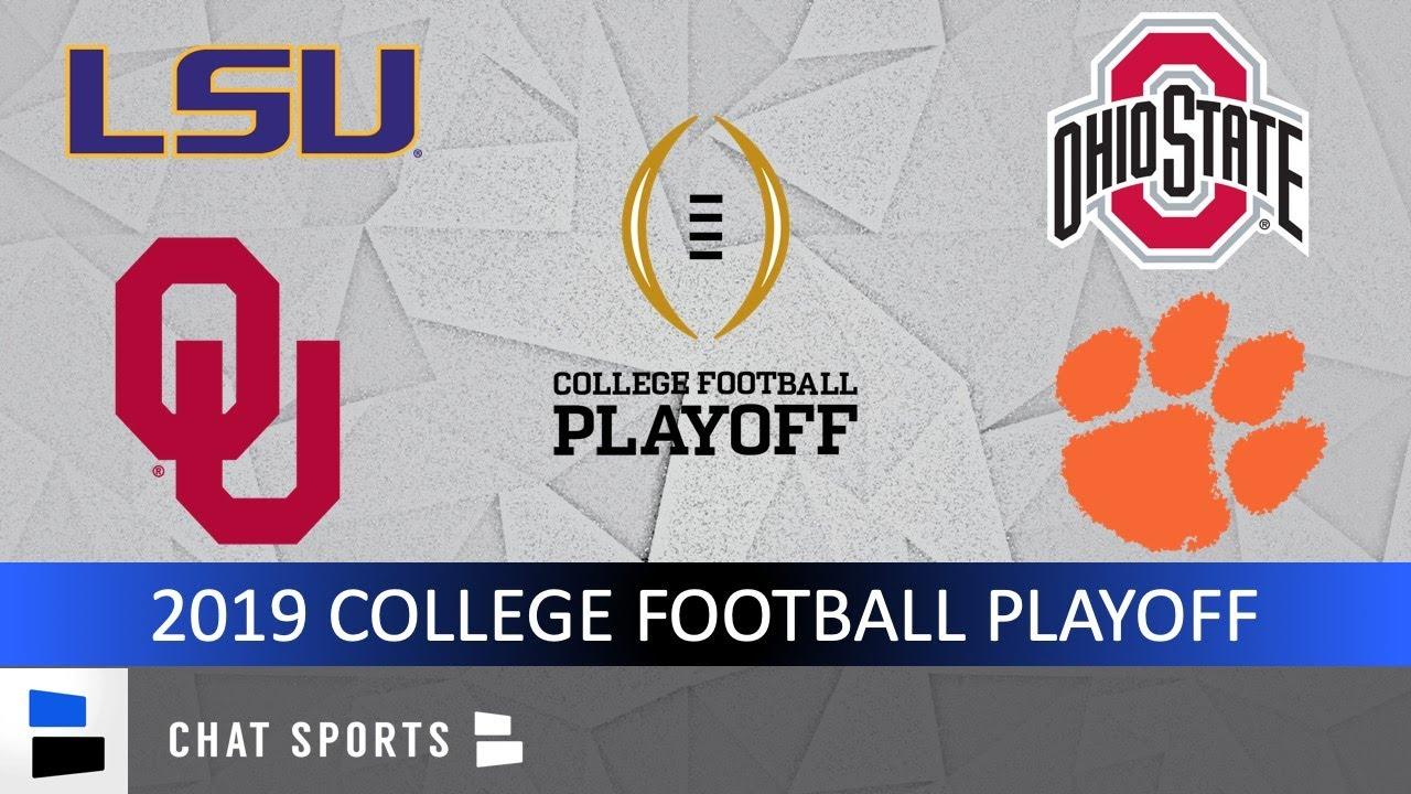 college football playoff 2020