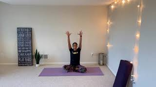 Yoga for P E A C E