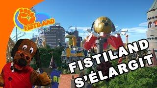Planet Coaster - FISTILAND S