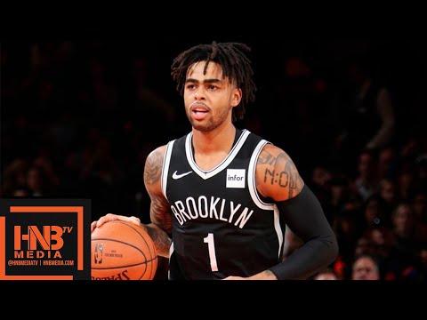 New York Knicks vs Brooklyn Nets Full Game Highlights | 10.12.2018, NBA Preseason