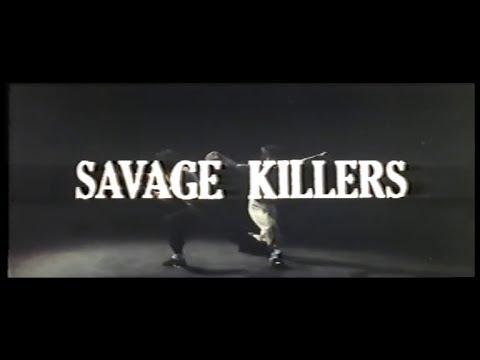 Tiger & Crane Fists/Savage Killers (1976) - Widescreen Mandarin Dub