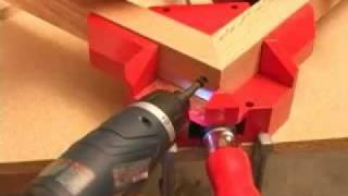 Bessey струбцина для слейки углов(, 2010-10-09T07:20:45.000Z)