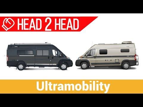 Hymer Aktiv 1.0 vs. Winnebago Travato 59G   Which Camper Van is the Best?