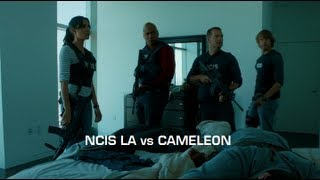 Last Episode Before Season 4  | Ncis LA Vs Caméléon