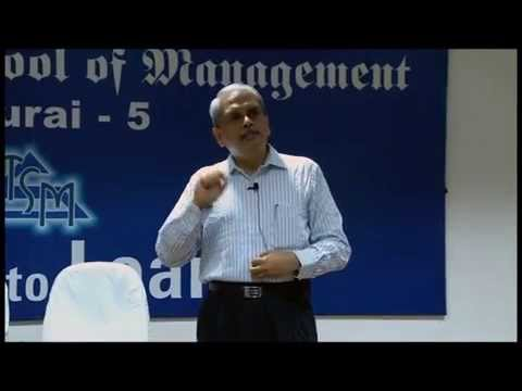 Interactive Session with Shri  S Gopalakrishnan of Infosys @ TSM Campus