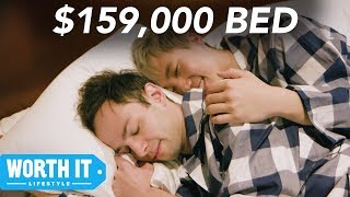 $150 Bed Vs. $159,000 Bed thumbnail