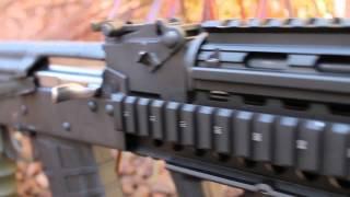 AK 47 gun porn WASR 10/63