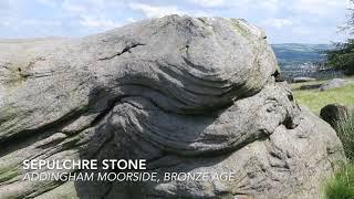 Ilkley Moor - The Swastika Stone