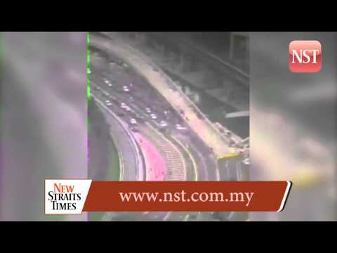 Jalan Kuching accident