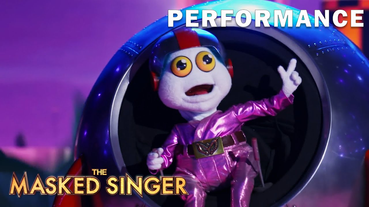 Oh, Masked Singer, You Really Did It This Time