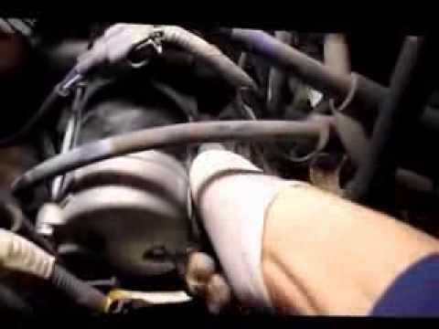 How To Replace A Starter Toyota On A 2002 Toyota Avalon 3