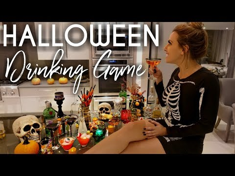 Halloween Movie Drinking Game