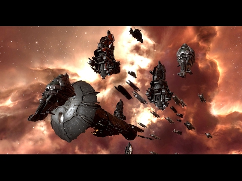 EVE Online - My first capital ship operation