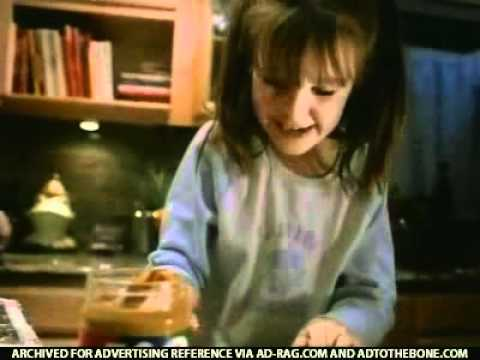 Jif Peanut Butter  Sleepover commercial