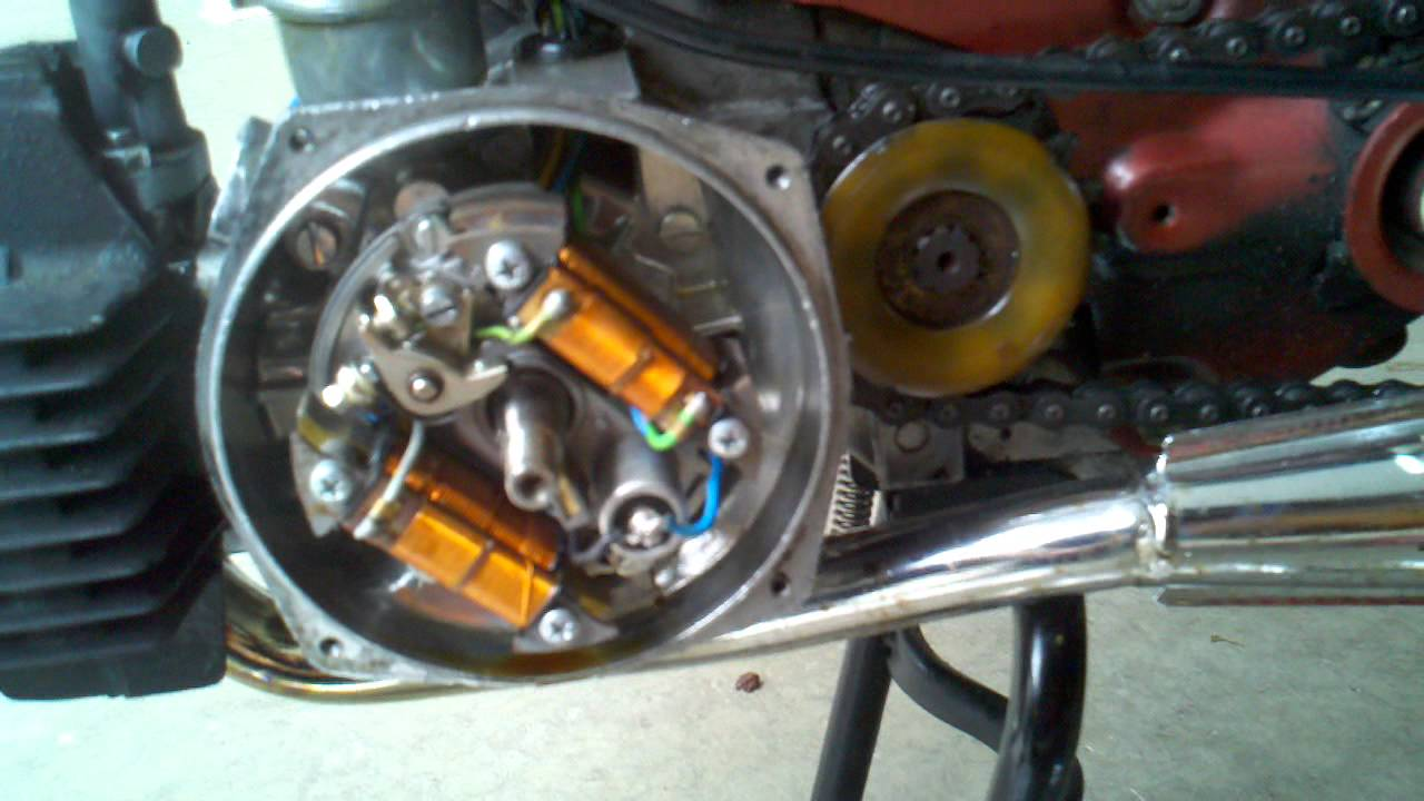 puch cdi wiring puch image wiring diagram puch newport ii cdi install pt 5 on puch cdi wiring