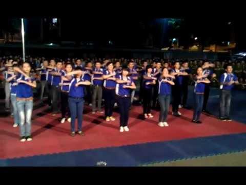 Múa dân vũ Rasa Sayang (bản đẹp)