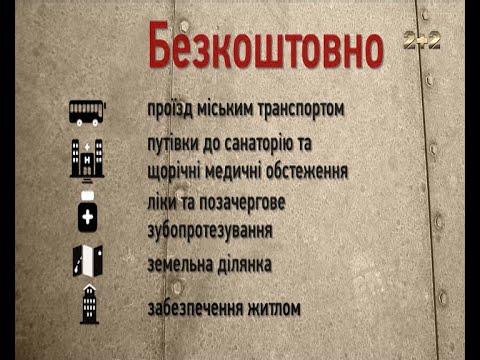 Пільги та знижки, на які мають право захисники України