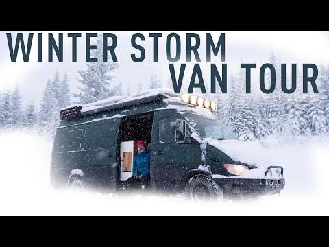 Winter Storm In