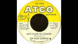 The Rose Garden - Next Plane To London (1967)