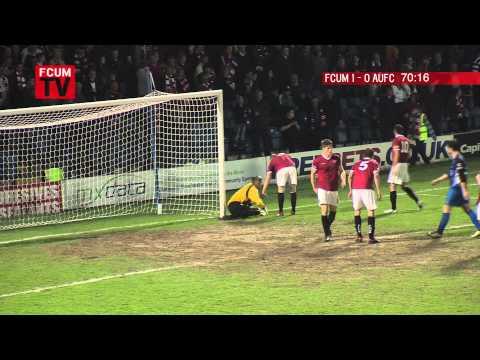 FC United of Manchester vs Ashton United - Playoff-Semi - Highlights - 29/04/14