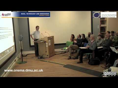 Discourse analysis - Simon Atkinson