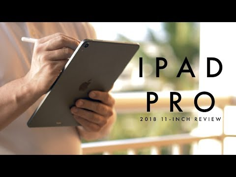 iPad Pro 2018 Review - Cool, Expensive, Overkill, Lacking