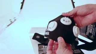 Elevation Training Mask 2.0 Unboxing
