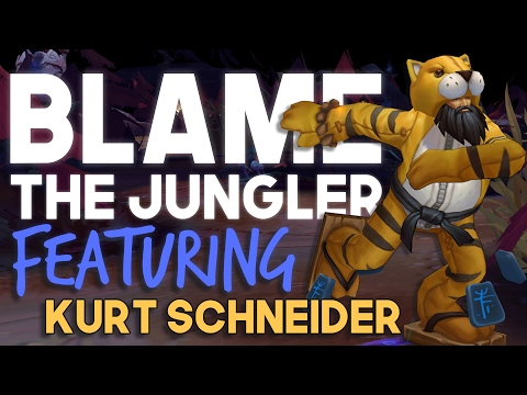 Instalok - Blame The Jungler ft. Kurt Schneider (Original Song)