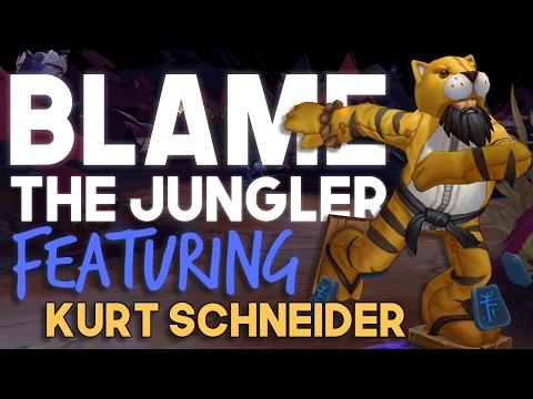 Instalok & Kurt Schneider - Blame The Jungler Original Song