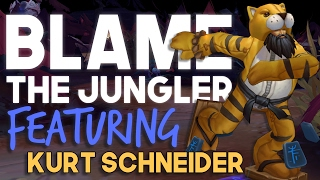 Repeat youtube video Instalok - Blame The Jungler ft. Kurt Schneider (Original Song)