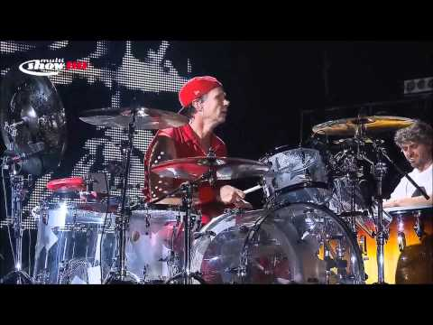 Red Hot Chili Peppers - Chad & Mauro Jam - Rock In Rio 2011 [HD]