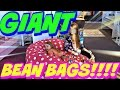 SHOPPING VLOG - Giant Bean Bag and PRINCESS BED ROOMS TO GO KIDS/TEENS Furniture Store! Vitt Dailies