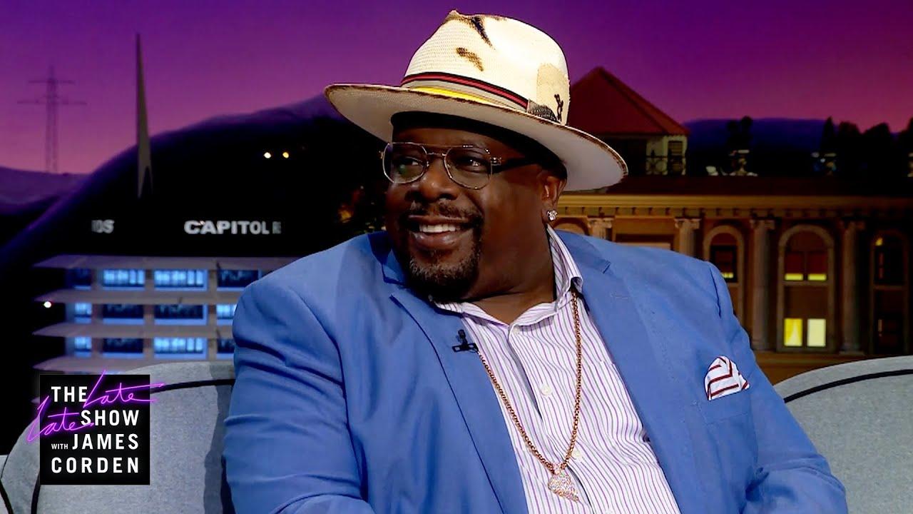 Cedric The Entertainer Has Some Big Emmys Wardrobe Ideas