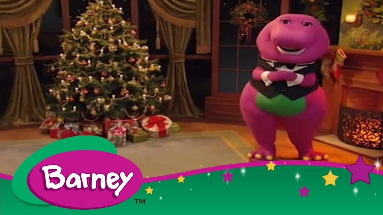 Barney ❄ 🎄 Christmas Stories 🎅 The Nutcracker 🎁 - YouTube
