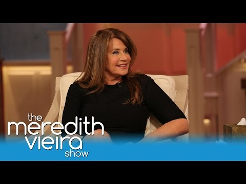 Lorraine Bracco Remembers James Gandolfini  The Meredith Vieira