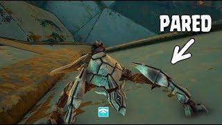 ROBOT TREPADOR!! ARK EXTINCTION #10