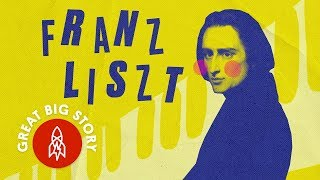 Before Beatlemania, There Was Lisztomania